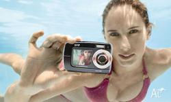 SVP? 18MP Max. Resolution Dual-LCDs Waterproof Digital