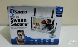 BRAND NEW IN BOX SWANN SWNVW-470KIT-AU SECURITY CAMERA