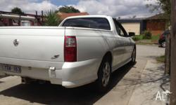Hello I have a 2004 vz ute with 6 months rego the ute