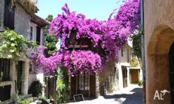 Swap medieval house in the French Riviera for a unit in