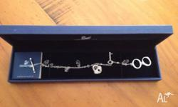 REDUCED Brand new, never been worn, crystal bracelet,