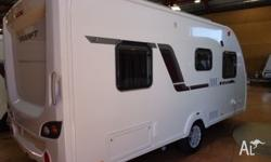 The UK's top selling caravan is now available in