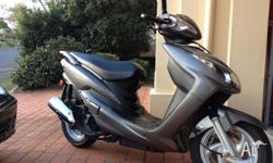 Nice scooter for sale. Serviced and maintained.