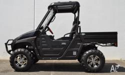 "SYNERGY DESERT STORM UTV / XUV SIDE BY SIDE 600cc ""THE"