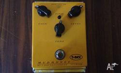T-Rex Mudhoney Distortion Pedal Good condition and