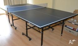 Stiga Table Tennis Table - Competition size Barely