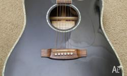 Very nice solid top Takamine for sale. Has lovely