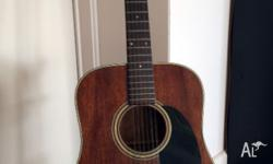 Lovely guitar in great condition apart from a few scuff