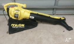 Talon Blower Blows like a jet engine $60 or swap for a