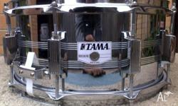 Tama 1990's Rockstar pro snare drum (made in Japan) 14""