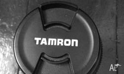 Hey all photographer! I am selling a brilliant Tamron