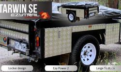 Tarwin Special Edition Camper Trailer package