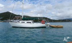 Tasman 26 (7.8m) yacht for sale. A trusted Joe Adams