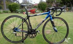 Bargain Great Condition**** TCR Giant C1 Carbon