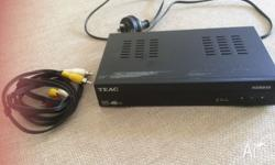 As seen in pictures. Fully functioning freeview tv box,