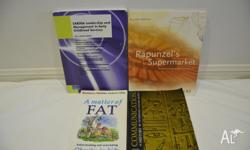 4 Teaching Textbooks in total 1. A matter of Fat:
