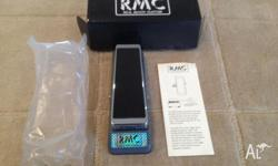 Up for sale is my Tease RMC 4 wah pedal? (Also known as