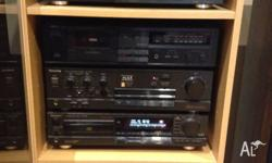 Collectors Item 1980'sTechnics Class AA Stereo System
