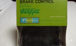 New Tekonsha Caravan/Trailer Electric Brake Controller