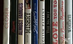 $10 for the 10 dvd's Titles: Closer Maurice Almost