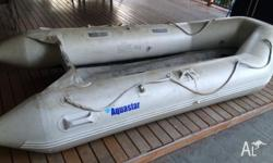 Have a Aquastar,4 seater(two top mount seat's) good