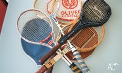 Tennis / Squash Collection Collection of tennis and