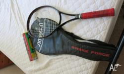 I have a Simpson tennis racket for sale it comes with a