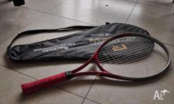 "Beginner Tennis Racket for sale. ""Fuhua"" Brand - Would"