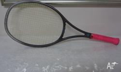 Three rackets for sale. Emrik Pro Graphic squash