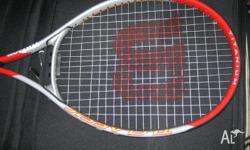 SLAZENGER Panther player Tennis Racket with Protective