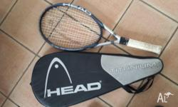 Ti.S5 Supreme tennis racquet needs to be restrung...the