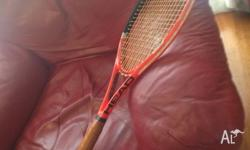 Head radical pro, Andy Murray racket .4 1/2 grip size