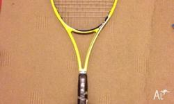 Tennis racquet - prince rebel 95 (brand new) Grip size