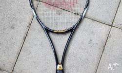 Tennis racquet Wilson K Factor Blade 98 new. Value