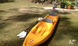 Point 65N Tequila Modular sit on Kayak single double.