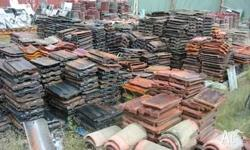 Terracotta Roof Tiles $2 each Underwood Demolition