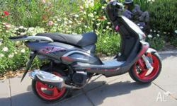 TGB 303RS 150cc SCOOTER, ONE LADY OWNER, LOOKS & DRIVES