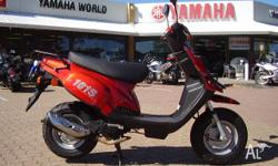 TGB,50CC,2008, Red, SCOOTER, 49cc, 3kW, 11298kms, Great
