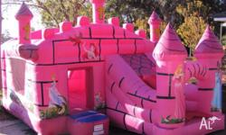 - Successful bouncy castle hire business.Ongoing