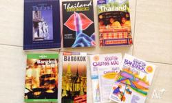 A good variety of Thailand and Bangkok travel and