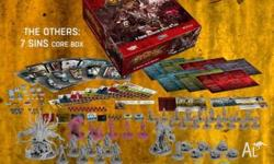 The Others: 7 Sins core box + Exclusive Calavera Hero +