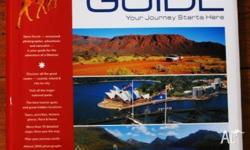 'The Around Australia Guide' by Steve Parish & Rod