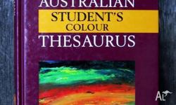 Revised second edition of the Oxford standard thesaurus