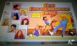 The Baby-Sitters Club Game - Milton Bradley 1989