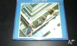 The Beatles 'Blue' Album. (2) Disc Boxset Unwanted gift