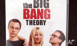 Hit TV Series The Big Bang Theory The Complete First