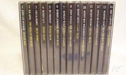 """The Blues Collection"" is a series of Blues CDs that"