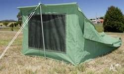 The Bugproof Swag XL double is the deluxe model of the