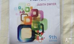 Brand new textbook by Judith Dwyer 9th edition