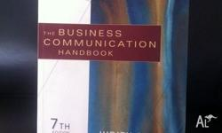 The Business Communication Handbook 7th Edition Book,